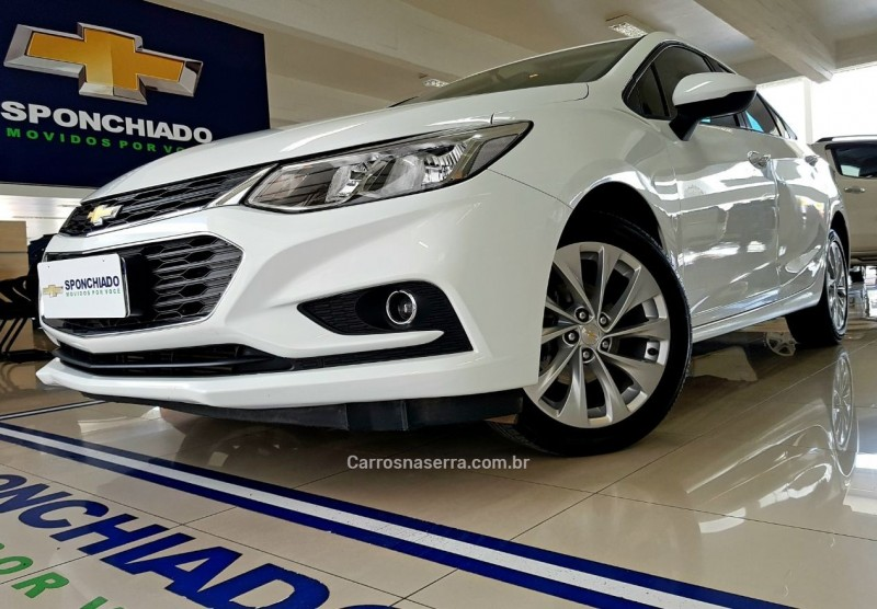 cruze 1.4 turbo lt 16v flex 4p automatico 2017 bento goncalves