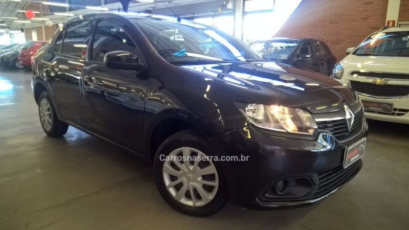 logan 1.0 expression 16v flex 4p manual 2017 caxias do sul
