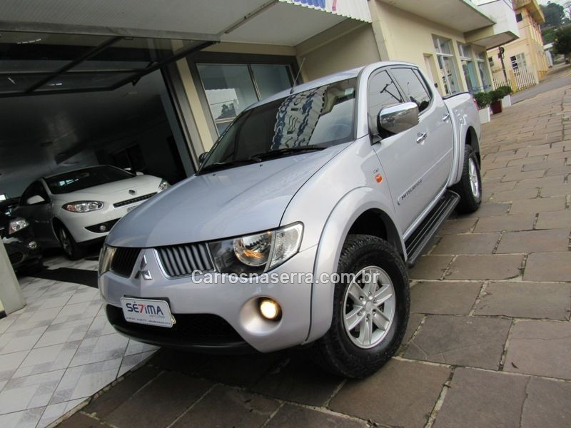 l200 triton 3.2 hpe 4x4 cd 16v turbo intercooler diesel 4p automatico 2010 guapore