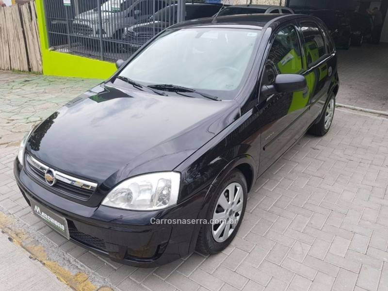 corsa 1.4 mpfi maxx 8v flex 4p manual 2010 caxias do sul