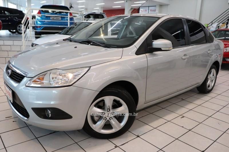 focus 1.6 glx sedan 16v flex 4p manual 2011 caxias do sul