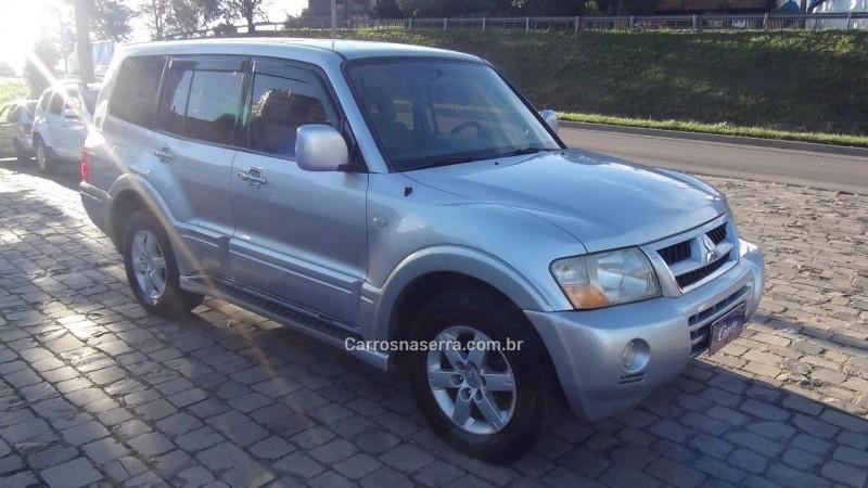 pajero full 3.2 hpe 4x4 16v turbo intercooler diesel 4p automatico 2005 farroupilha
