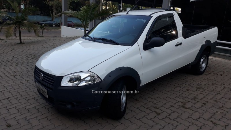 strada 1.4 mpi working cs 8v flex 2p manual 2013 nova prata