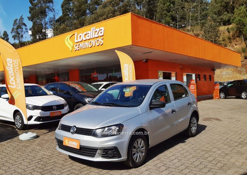 gol 1.6 mi trendline 8v flex 4p manual 2018 caxias do sul