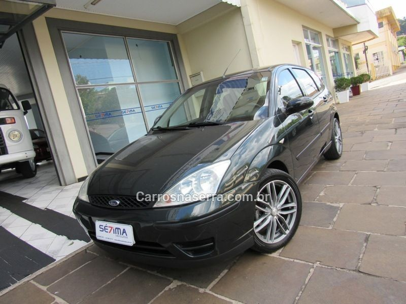focus 1.6 glx 8v gasolina 4p manual 2004 guapore
