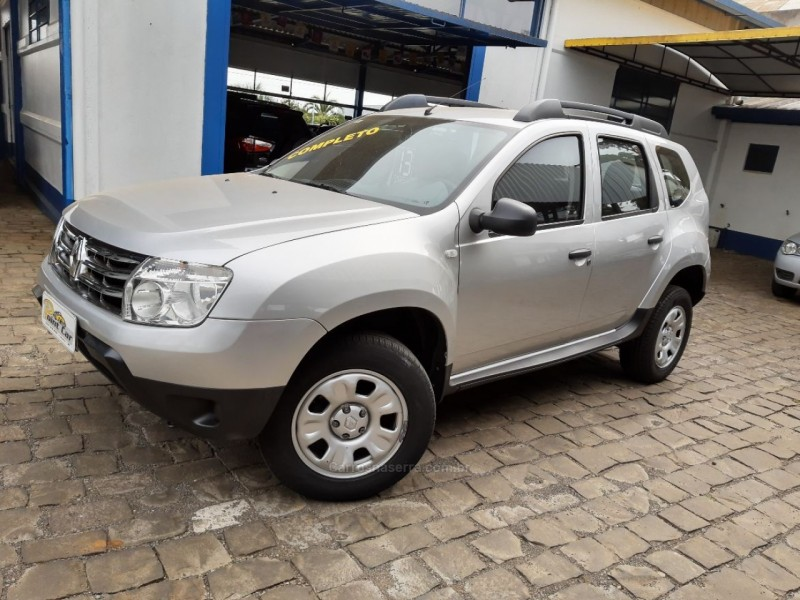 duster 1.6 expression 4x2 16v flex 4p manual 2013 vacaria
