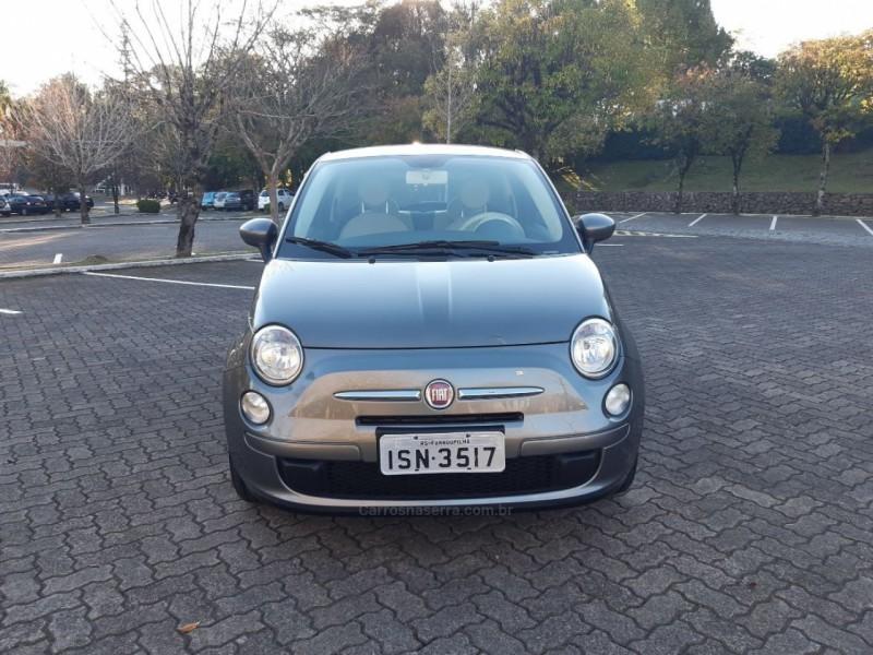 500 1.4 CULT 8V FLEX 2P MANUAL - 2012 - CAXIAS DO SUL