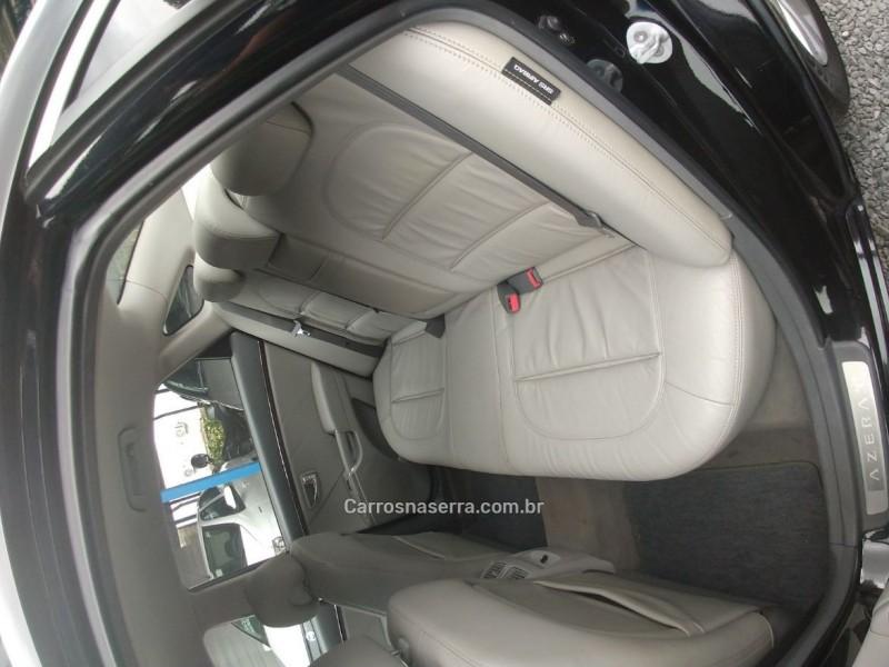 azera 3.3 mpfi gls sedan v6 24v gasolina 4p automatico 2009 canela