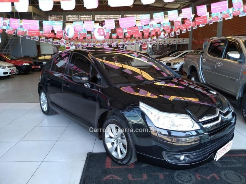 c4 2.0 exclusive sport solaris 16v flex 4p manual 2012 taquara