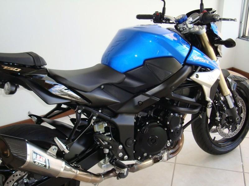 GSR 750A - 2015 - BENTO GONçALVES