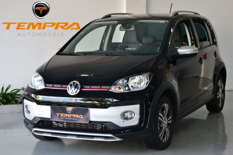 cross up 1.0 tsi 12v flex 4p manual 2019 passo fundo