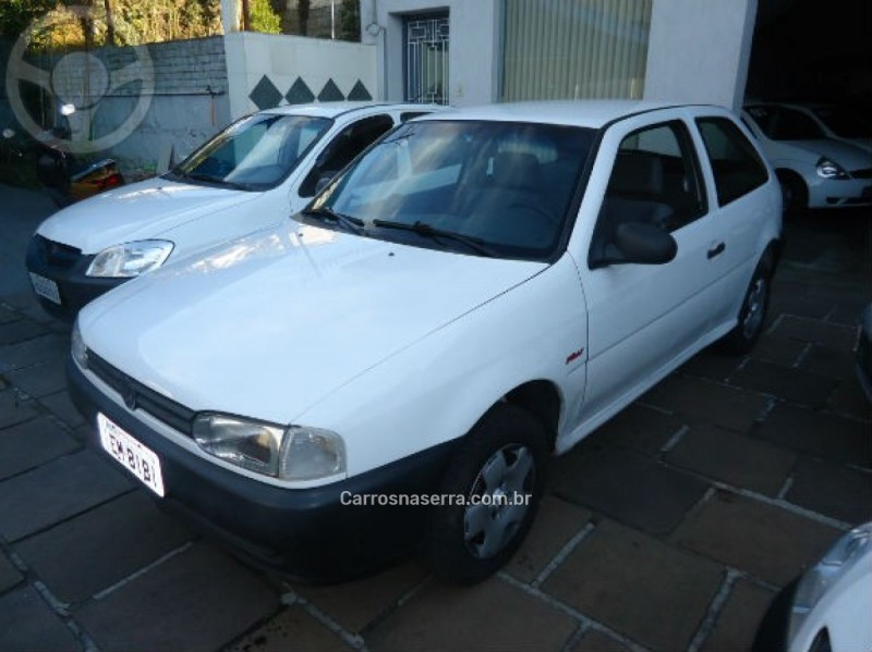 gol 1.0 mi special 8v flex 2p manual 1996 caxias do sul