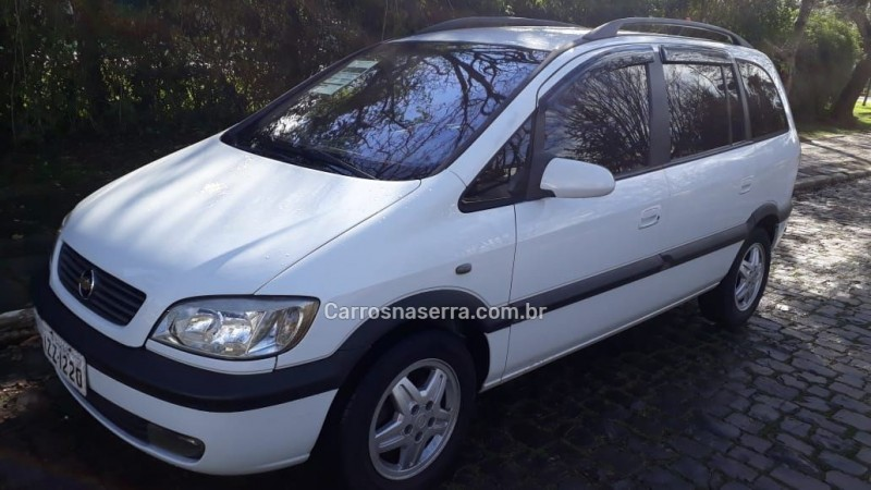 zafira 2.0 mpfi cd 16v gasolina 4p manual 2002 farroupilha