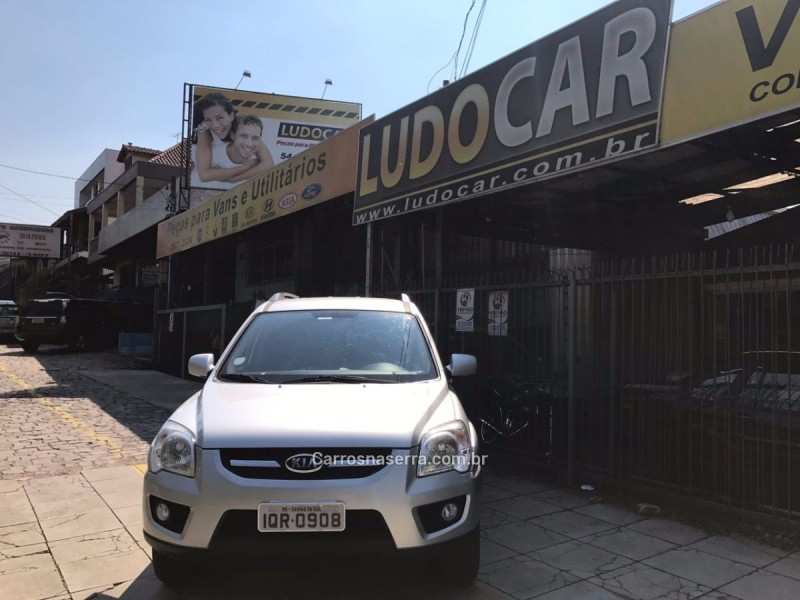 sportage 2.0 lx3 g2 4x2 16v gasolina 4p manual 2010 caxias do sul