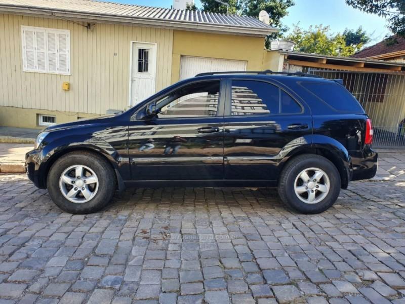 sorento 2.5 ex 4x4 16v diesel 4p automatico 2007 bento goncalves