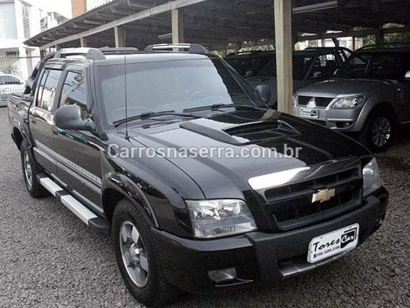 s10 2.8 executive 4x4 cd 12v turbo electronic intercooler diesel 4p manual 2011 antonio prado