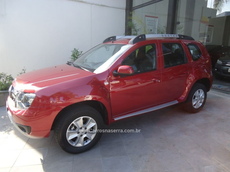 duster 2.0 dynamique 4x2 16v flex 4p manual 2016 caxias do sul