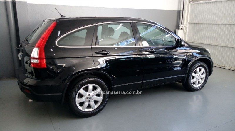 crv 2.0 lx 4x2 16v gasolina 4p automatico 2009 bento goncalves
