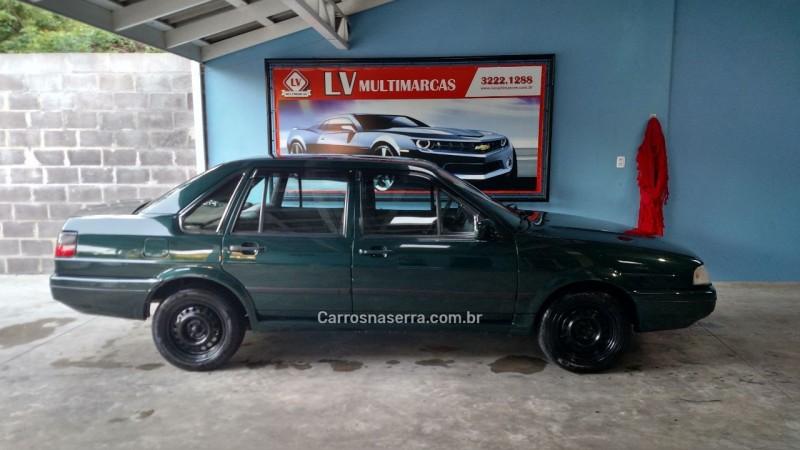 santana 2.0 mi 8v gasolina 4p manual 1998 caxias do sul