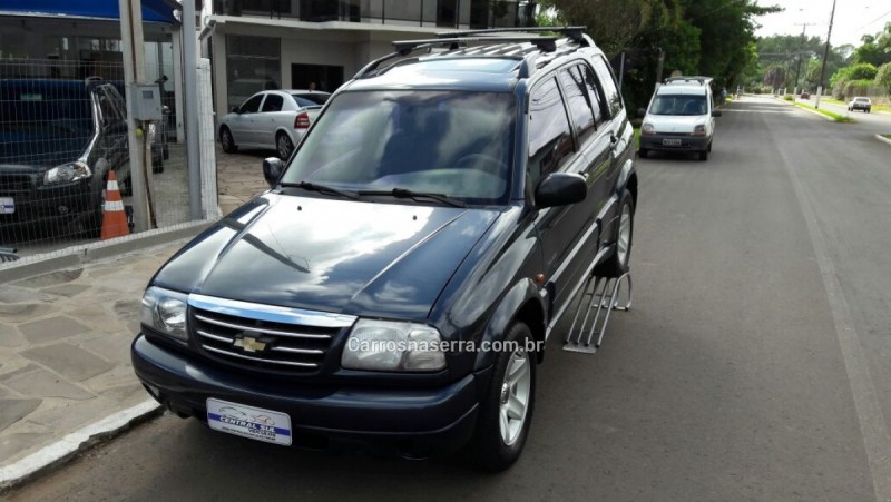 tracker 2.0 4x4 8v gasolina 4p manual 2009 salvador do sul
