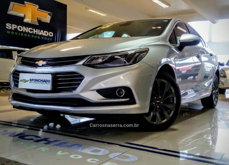 cruze 1.4 turbo ltz 16v flex 4p automatico 2018 caxias do sul
