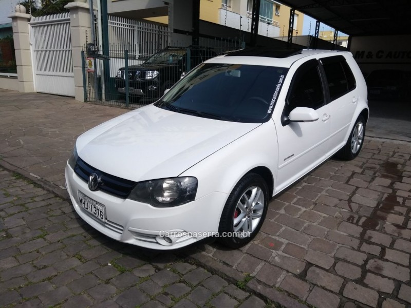 golf 1.6 mi sportline 8v flex 4p manual 2011 caxias do sul