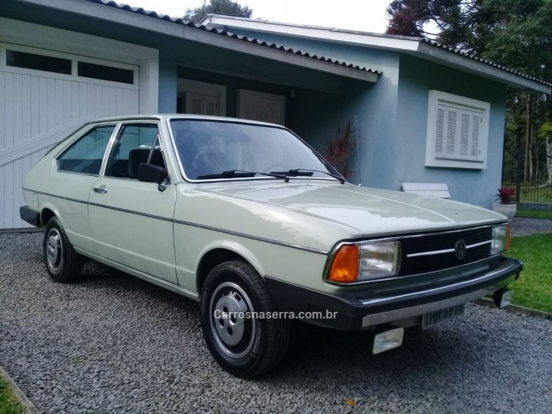 passat 1.6 ls 8v gasolina 2p manual 1982 caxias do sul