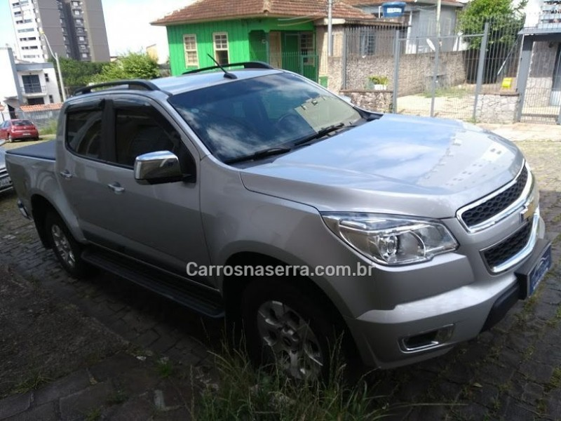 s10 2.4 ltz 4x2 cd 8v flex 4p manual 2014 caxias do sul