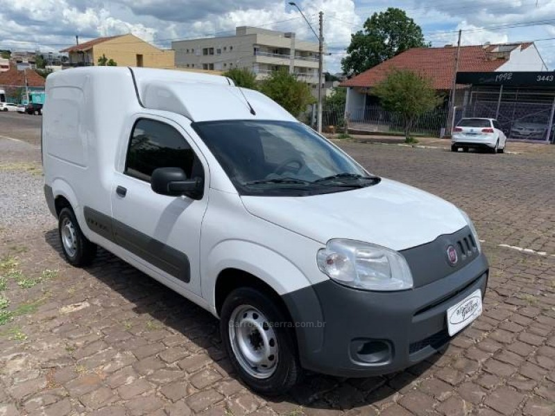 fiorino 1.4 hard working furgao evo 8v flex 2p manual 2017 guapore