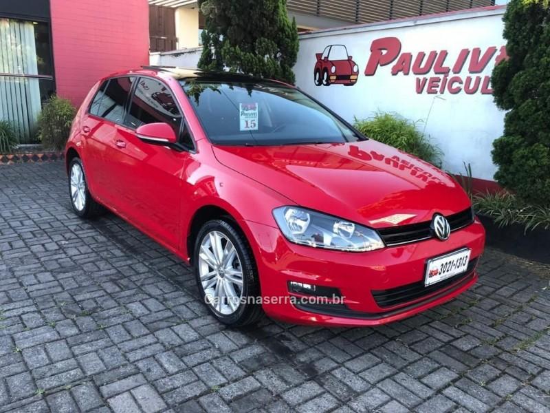 golf 1.4 tsi comfortline 16v gasolina 4p automatico 2015 caxias do sul