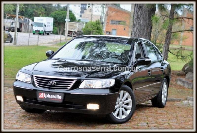 azera 3.3 mpfi gls sedan v6 24v gasolina 4p automatico 2010 caxias do sul