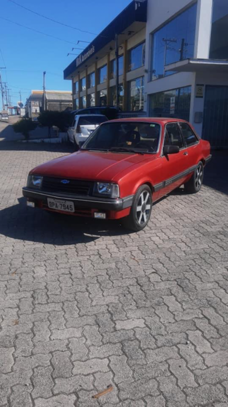 chevette 1.6 sl 8v gasolina 2p manual 1988 caxias do sul