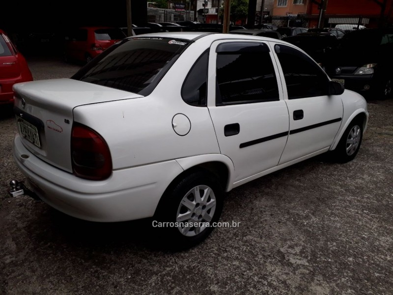 corsa 1.6 mpfi classic sedan 8v gasolina 4p manual 2003 caxias do sul