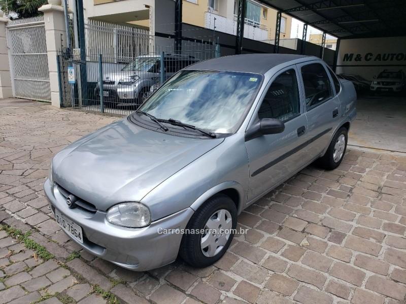 corsa 1.0 mpfi classic sedan 8v gasolina 4p manual 2003 caxias do sul