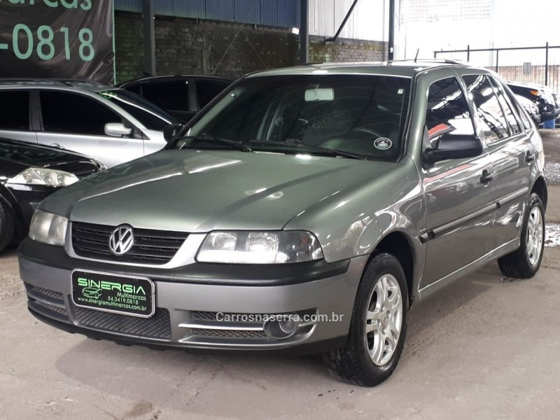 gol 1.6 mi power 8v flex 4p manual 2003 caxias do sul