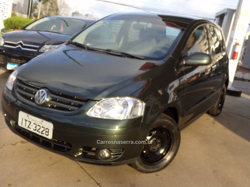 fox 1.0 mi 8v flex 4p manual 2004 caxias do sul
