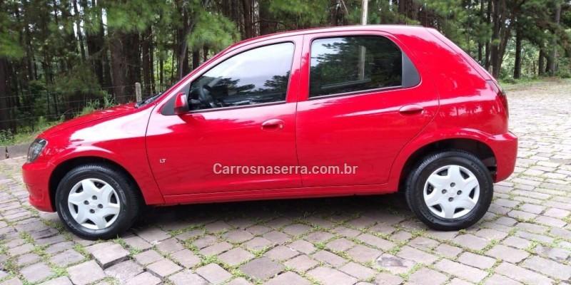 celta 1.0 mpfi vhc life 8v gasolina 4p manual 2012 nova prata