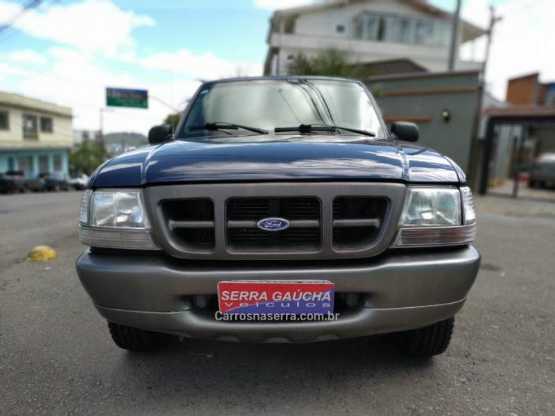 ranger 2.8 xl 4x4 cs 8v turbo intercooler diesel 2p manual 2003 bento goncalves