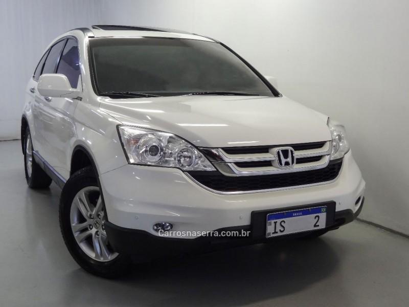 crv 2.0 exl 4x4 16v gasolina 4p automatico 2011 farroupilha