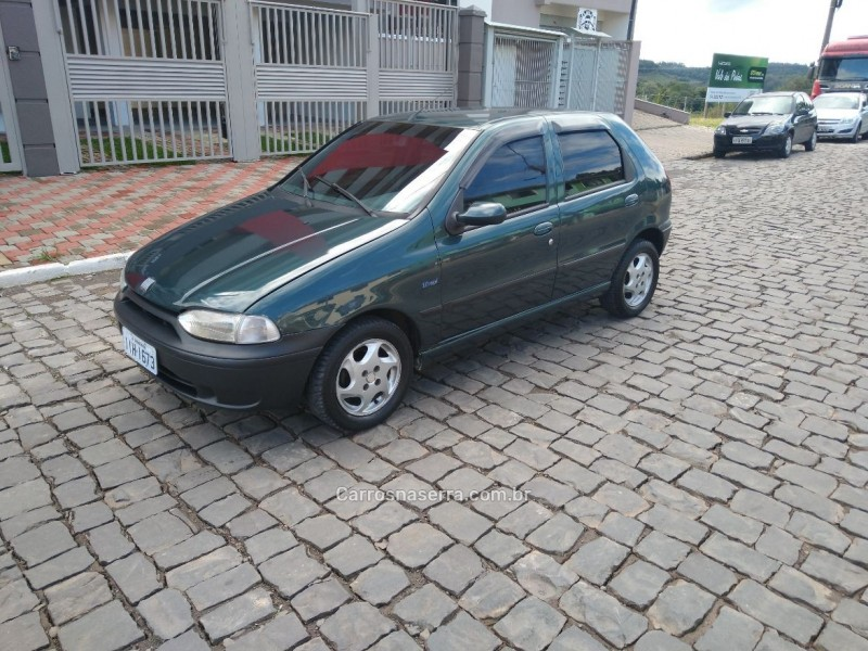 palio 1.0 mpi edx 8v gasolina 4p manual 1999 caxias do sul