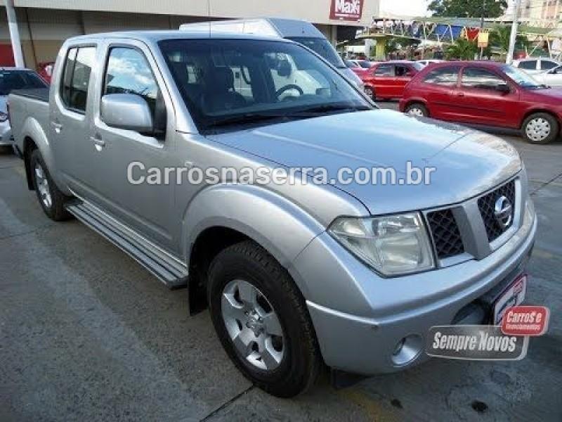 frontier 2.5 se 4x2 cd turbo eletronic diesel 4p manual 2011 carlos barbosa