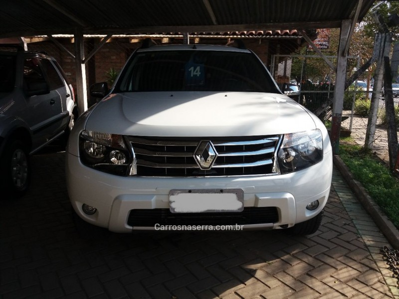 duster 1.6 tech road 4x2 16v flex 4p manual 2014 garibaldi
