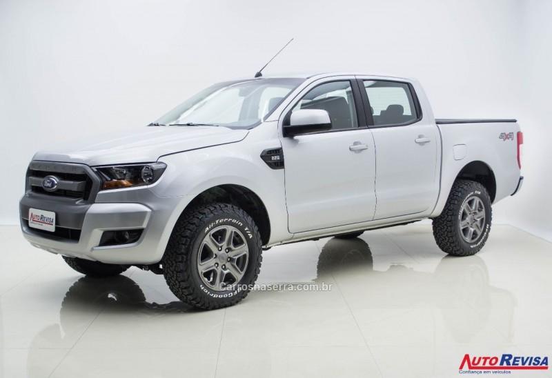 ranger 2.2 xls 4x4 cd 16v diesel 4p automatico 2017 bento goncalves