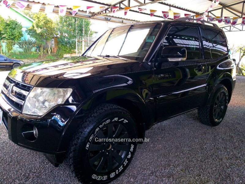 pajero full 3.2 hpe 4x4 16v turbo intercooler diesel 2p automatico 2008 caxias do sul