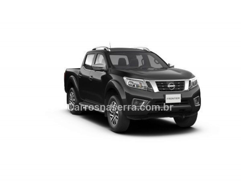 frontier 2.3 le 4x4 cd bi turbo diesel 4p automatico 2020 vacaria