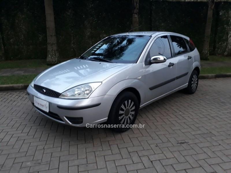 focus 1.6 8v gasolina 4p manual 2006 caxias do sul
