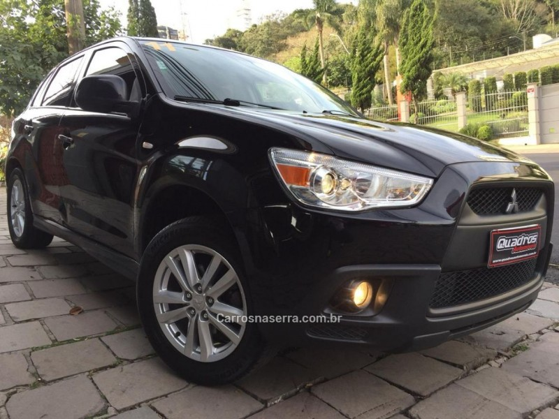 asx 2.0 4x2 16v gasolina 4p manual 2011 caxias do sul