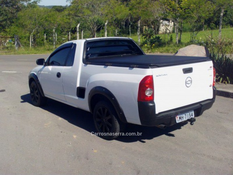 montana 1.8 mpfi conquest cs 8v flex 2p manual 2005 caxias do sul