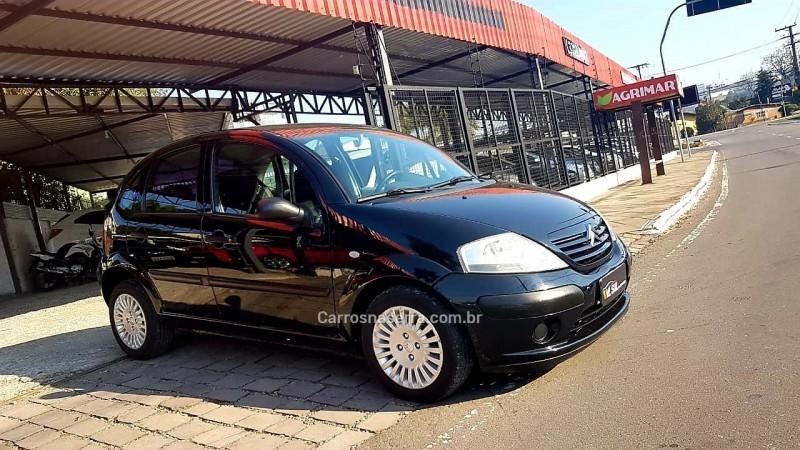 c3 1.6 i glx 16v gasolina 4p manual 2004 caxias do sul