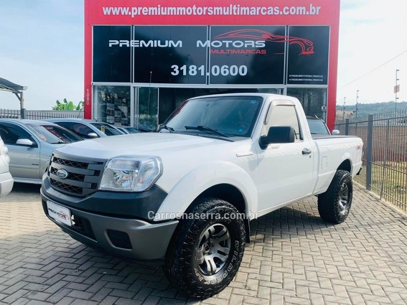 ranger 3.0 xl 16v 4x4 cs diesel 2p manual 2011 estancia velha